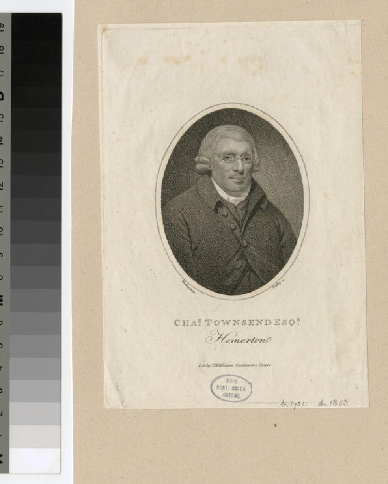 Portrait of C. Townsend