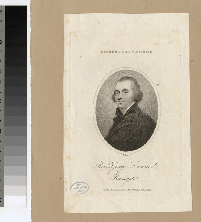 Portrait of G. Townsend (WAHP25524)