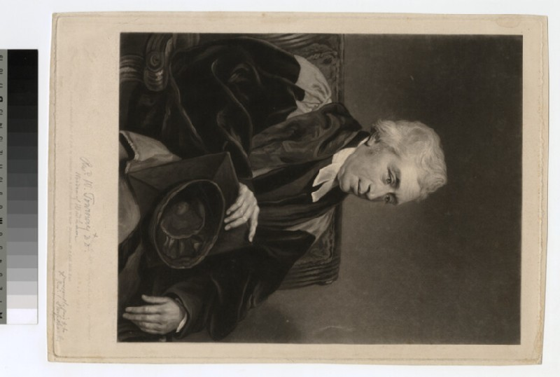 Portrait of Revd DR W. Tournay (WAHP25547)