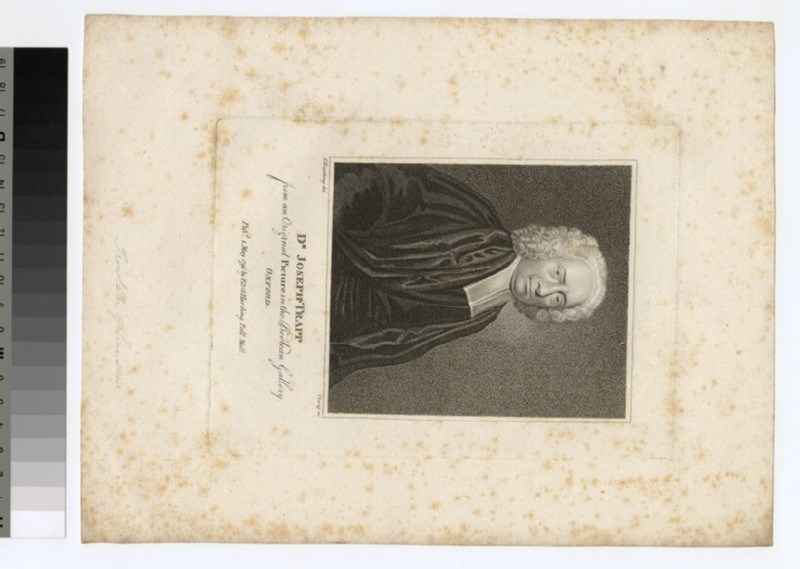 Portrait of J. Trapp (WAHP25574)