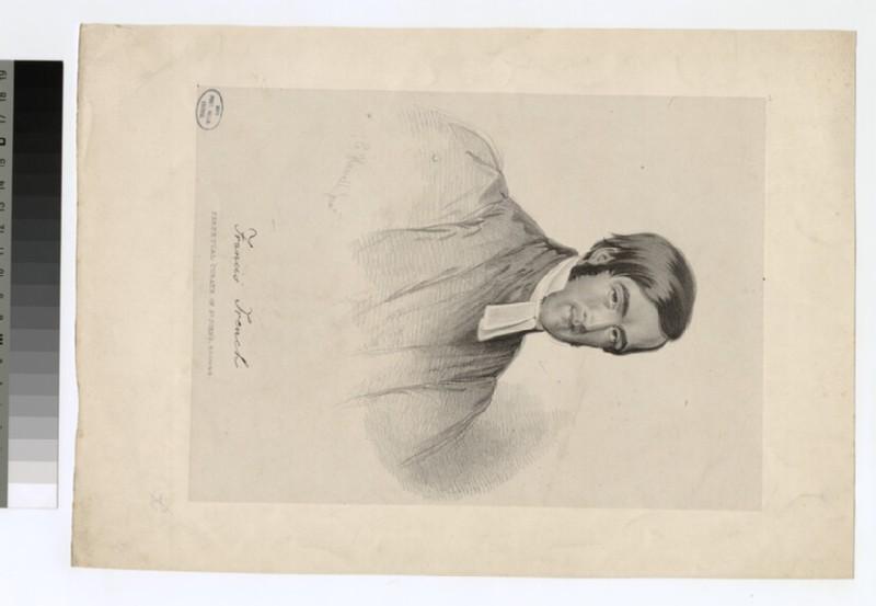 Portrait of Revd F. Trench