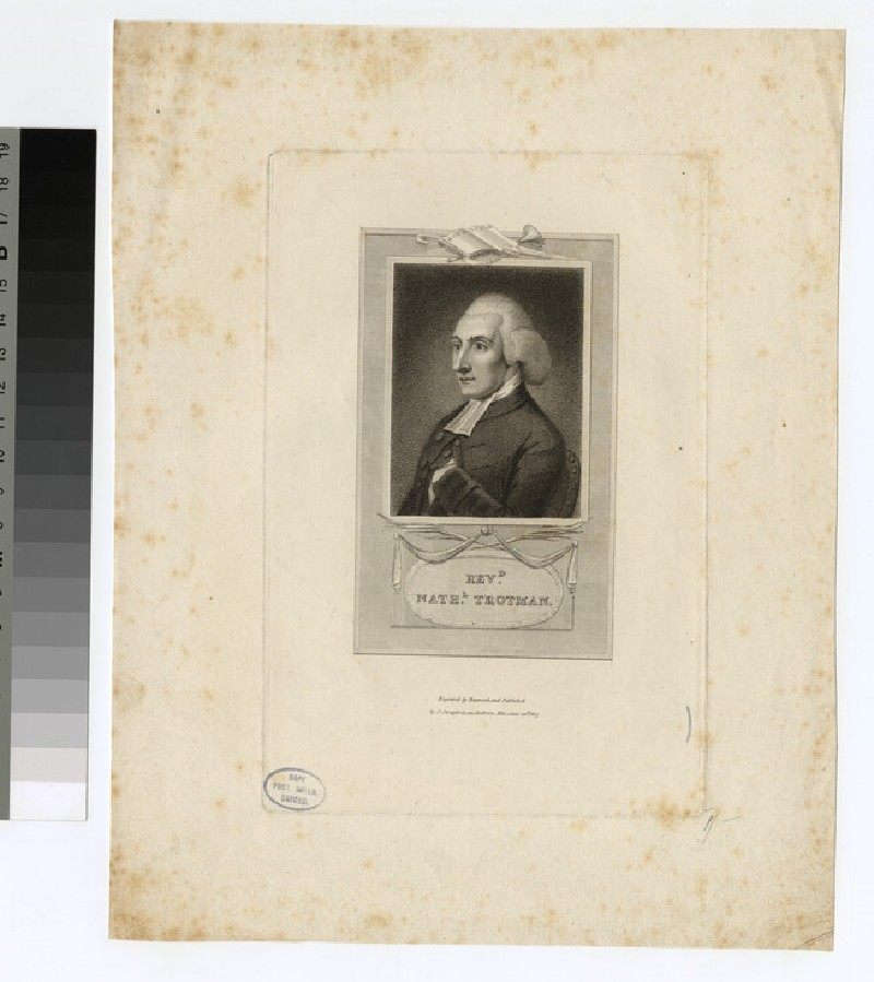 Portrait of N. Trotman