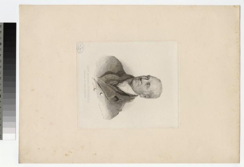 Portrait of R. Turner
