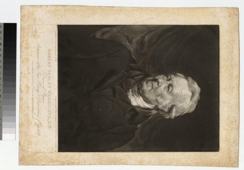 Portrait of R. D. Waddilove (WAHP25685)