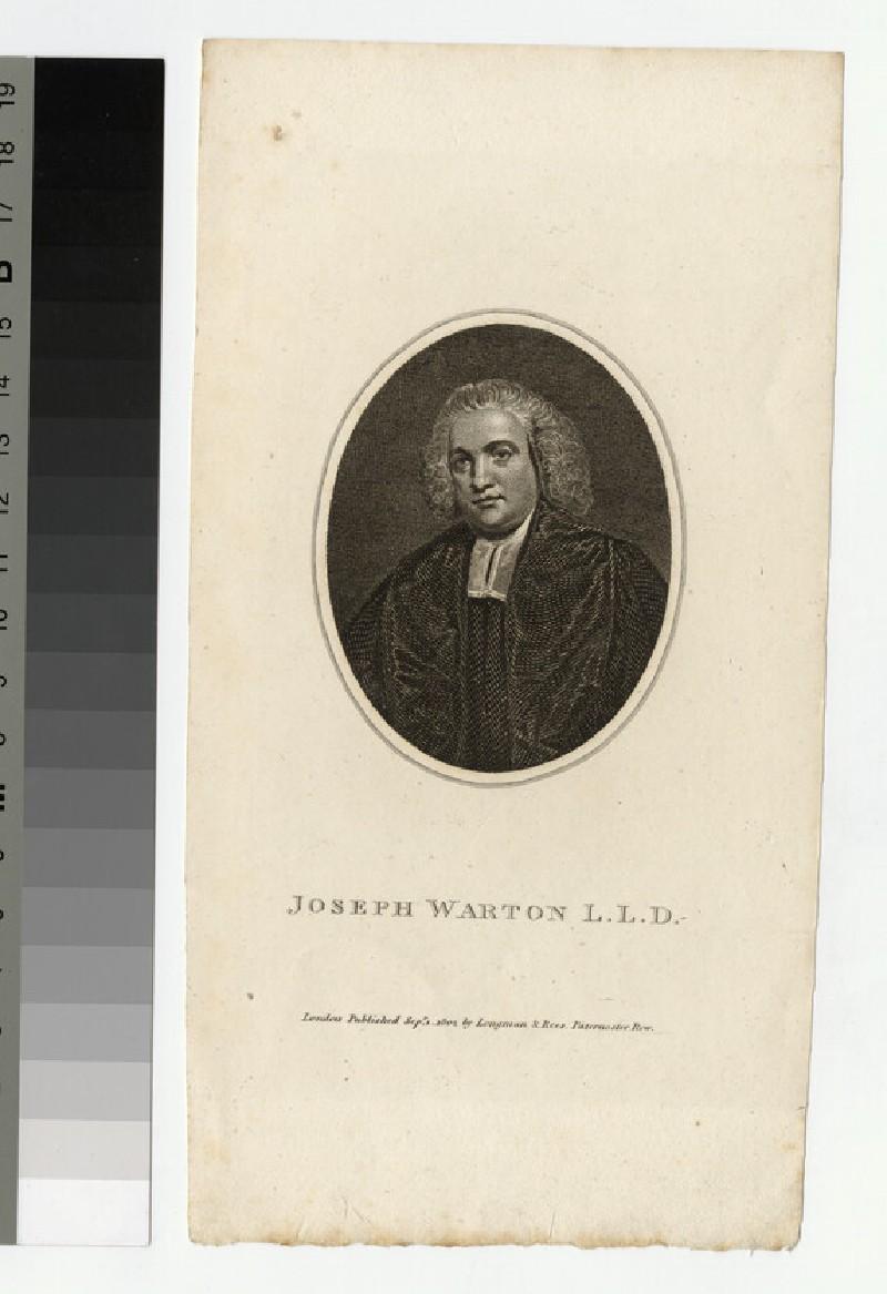 Warton, Revd Dr J