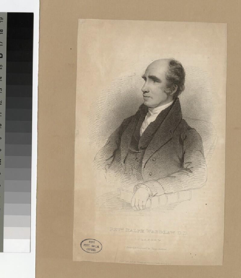 Portrait of R. Wardlaw