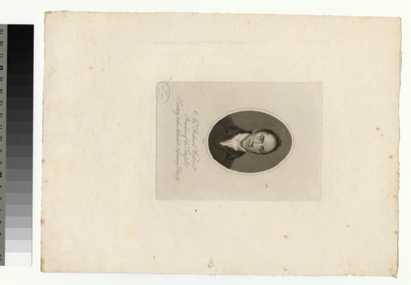 Portrait of R. Watson
