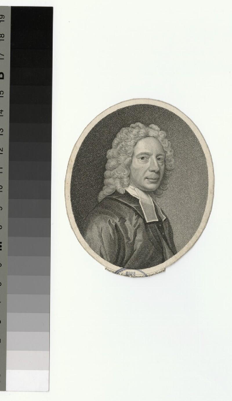Portrait of I. Watts