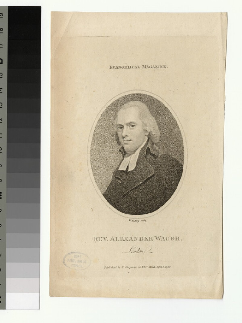 Portrait of A. Waugh (WAHP25825)