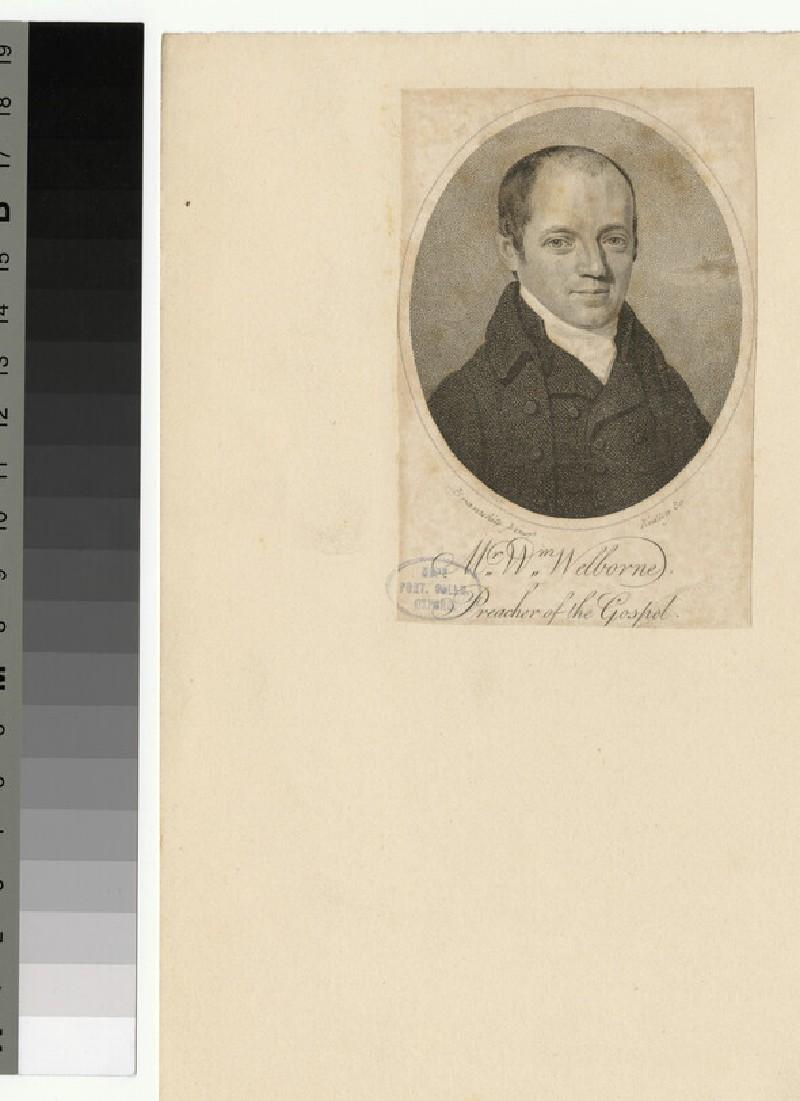Portrait of W. Welborne (WAHP25859)