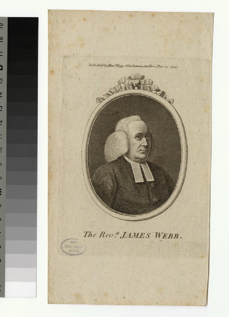 Portrait of J. Webb