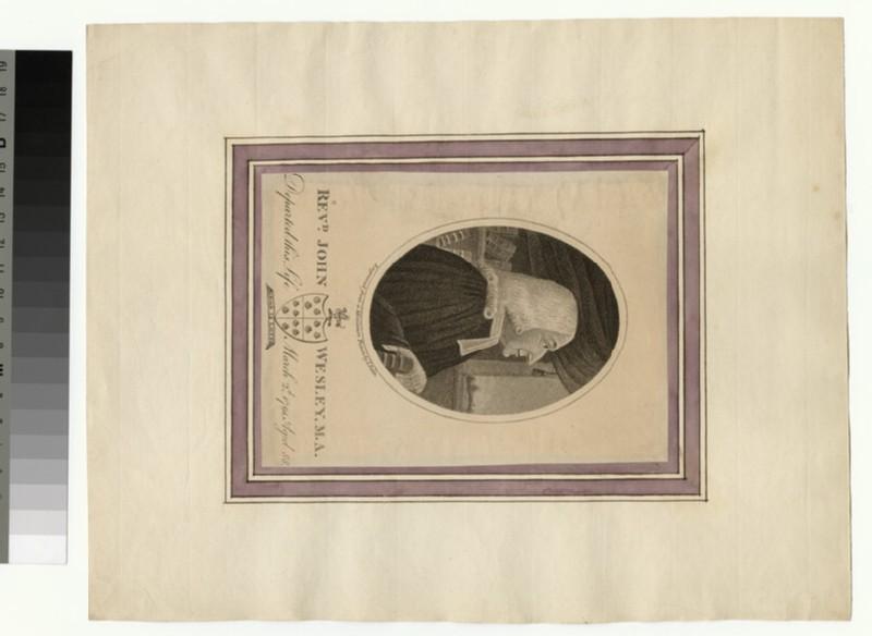 Portrait of J. Wesley (WAHP25880)