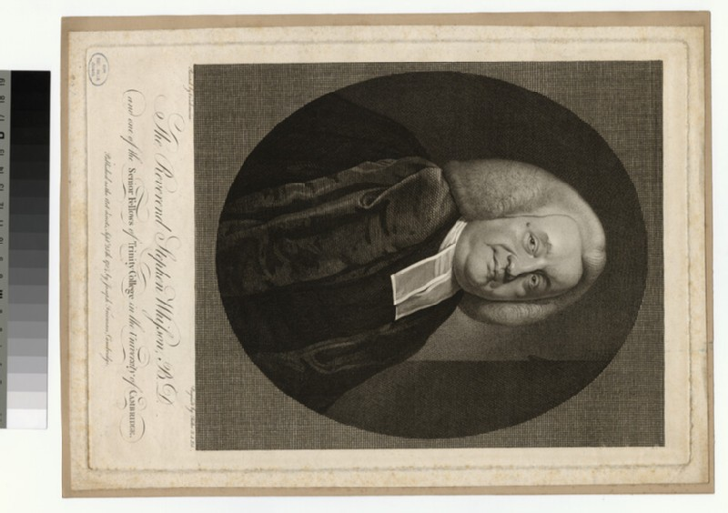 Portrait of S. Whisson (WAHP25930)