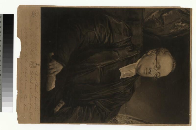 Portrait of W. Wheldale
