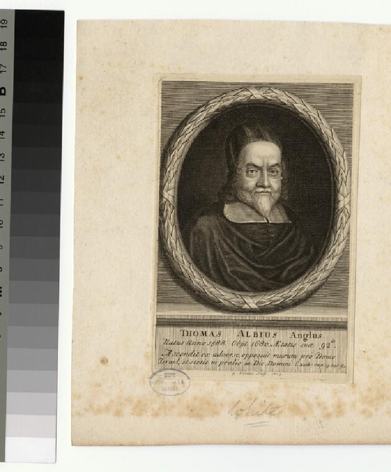 Portrait of T. Albius (WAHP25949)