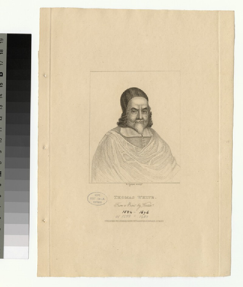 Portrait of T. White (WAHP25951)
