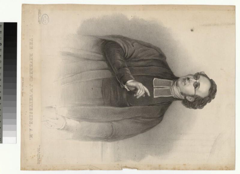 Portrait of J. W. Whiteside (WAHP25991)
