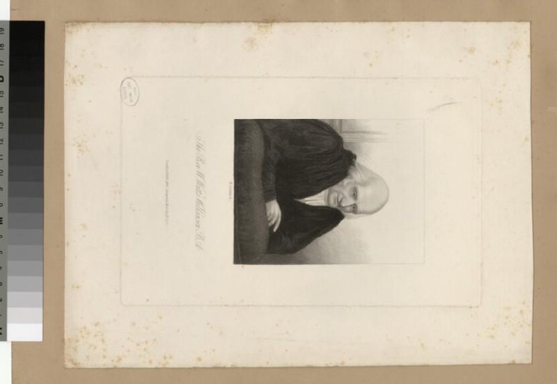 Portrait of W. Watts Wilkinson