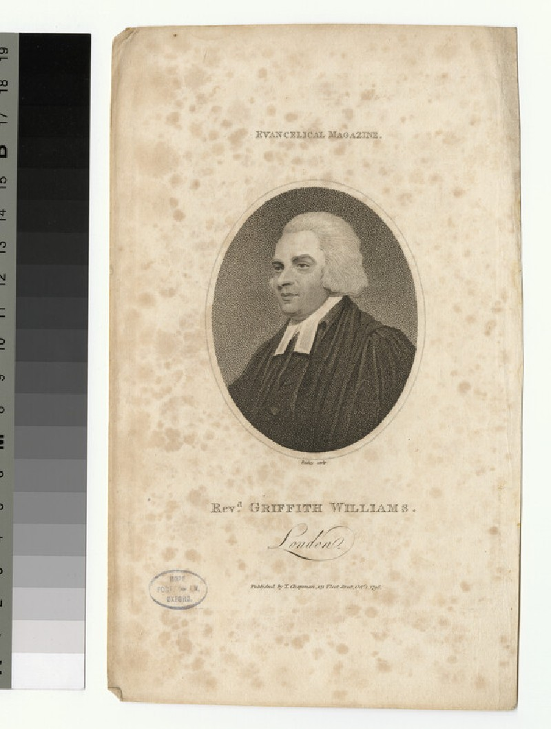 Portrait of G. Williams (WAHP26044)