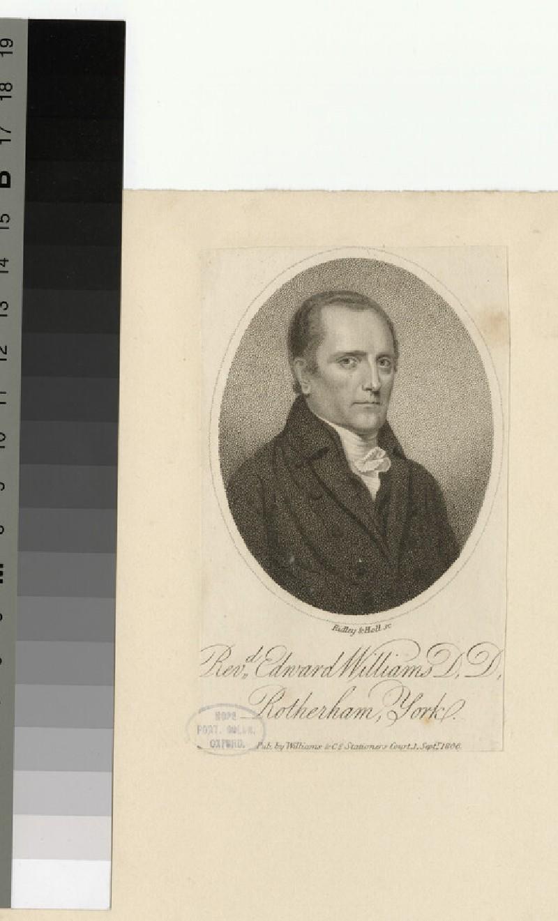 Portrait of E. Williams (WAHP26049)