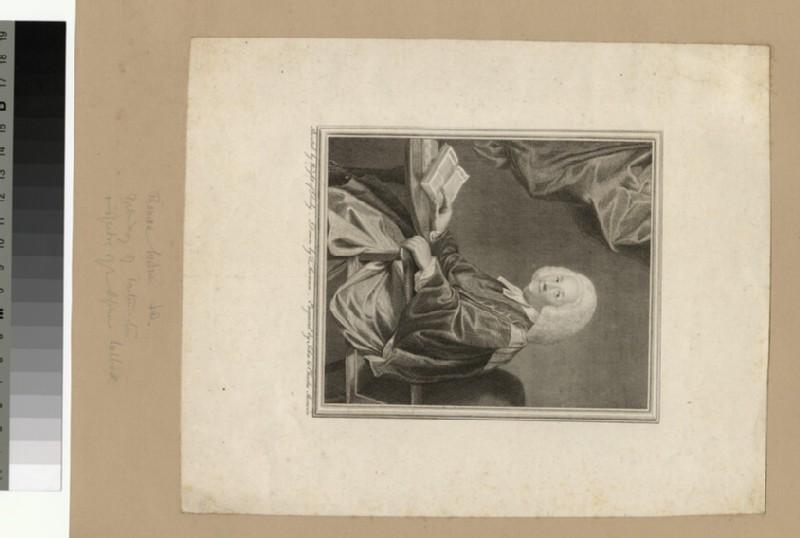 Portrait of T. Wilson
