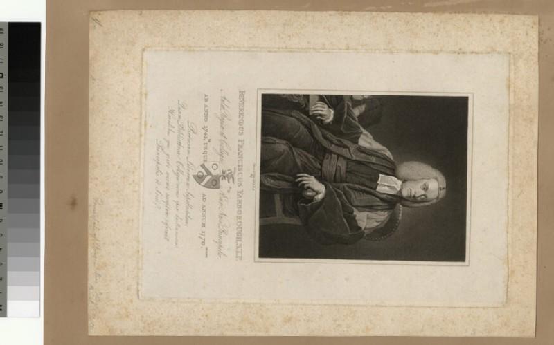 Portrait of Francis Yarborough
