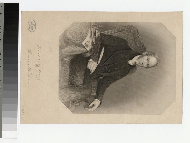 Portrait of H. Altham (WAHP26268)