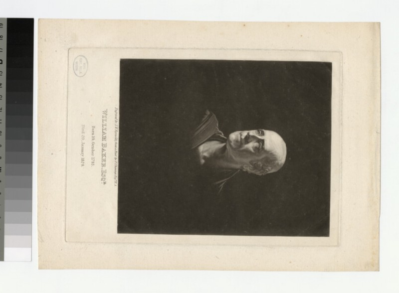 Portrait of W. Baker (WAHP26315)