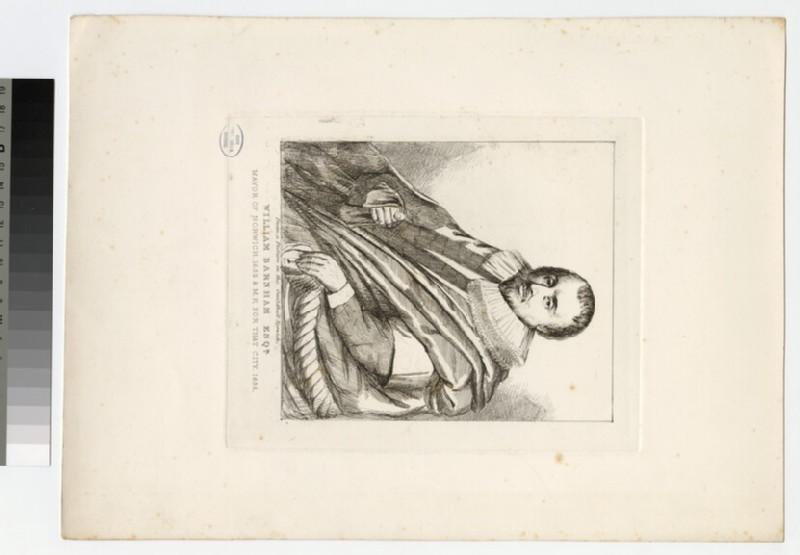 Portrait of W. Barnham (WAHP26360)