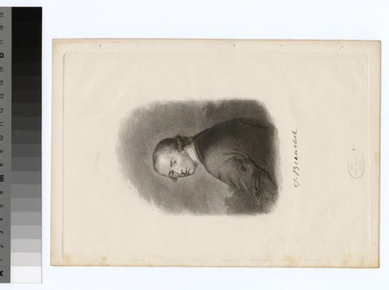 Portrait of T. Beauclerk