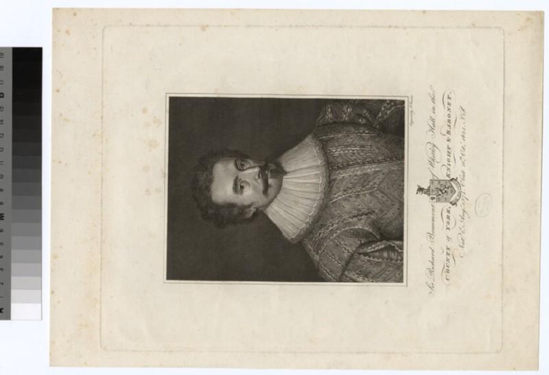 Portrait of R. Beaumont (WAHP26377)
