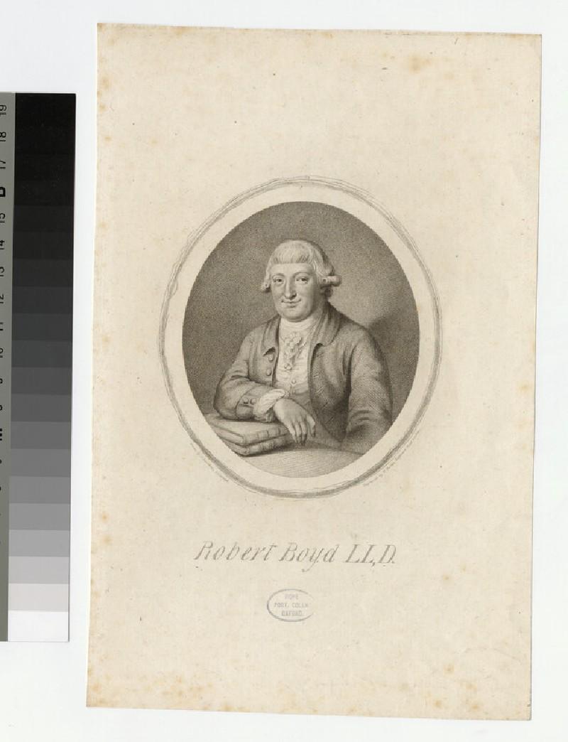 Portrait of R. Boyd (WAHP26451)