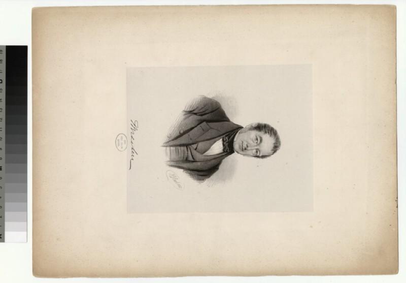 Portrait of J. Bracken (WAHP26456)