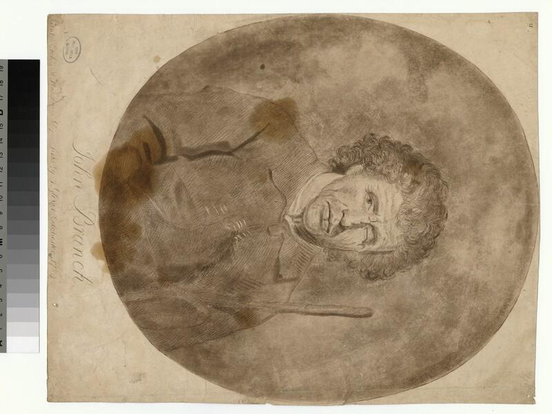 Portrait of John Branch (WAHP26460)