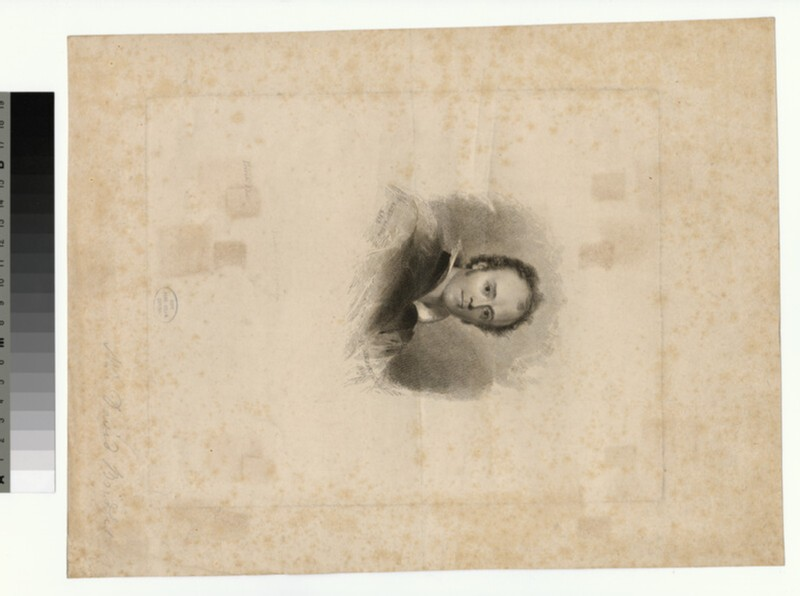 Portrait of David Bridges