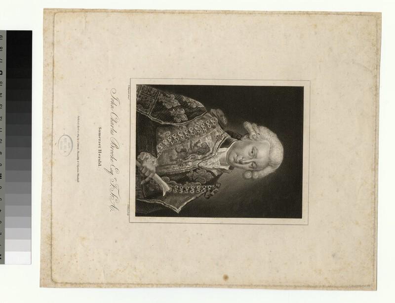Portrait of John Charles Brooke