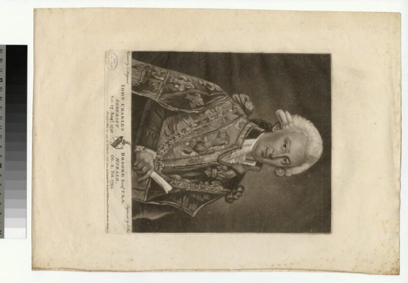 Portrait of John Charles Brooke (WAHP26489)