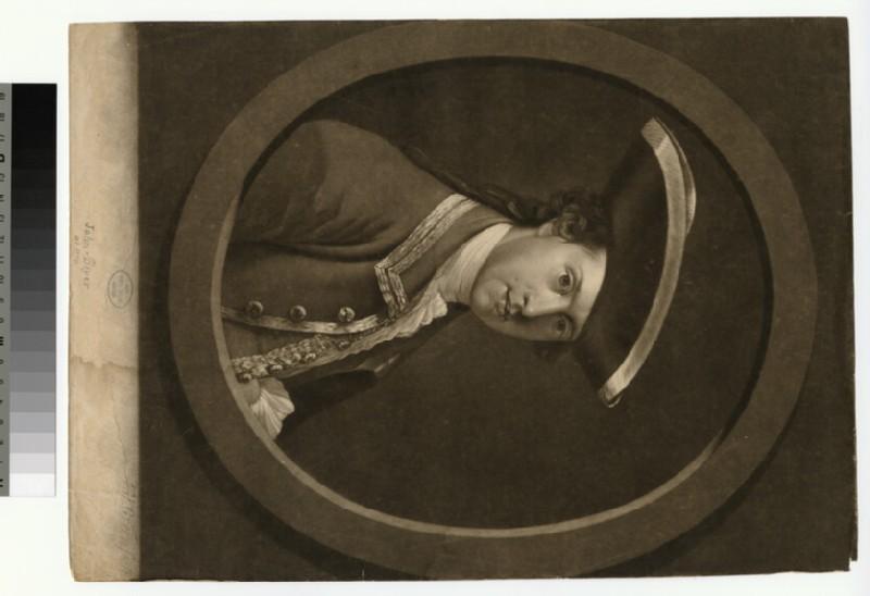 Portrait of J. Bryer