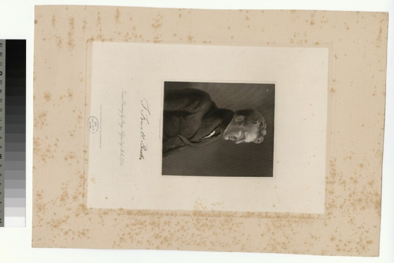 Portrait of T. F. Buxton (WAHP26522)