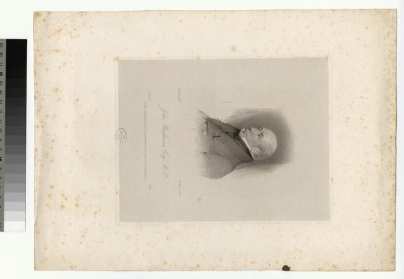 Portrait of J. Buchanan