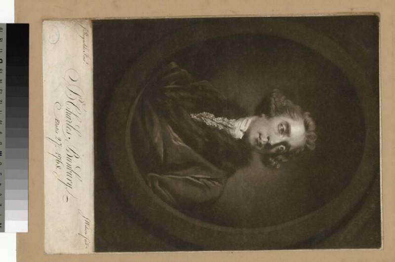 Portrait of C. Bunbury