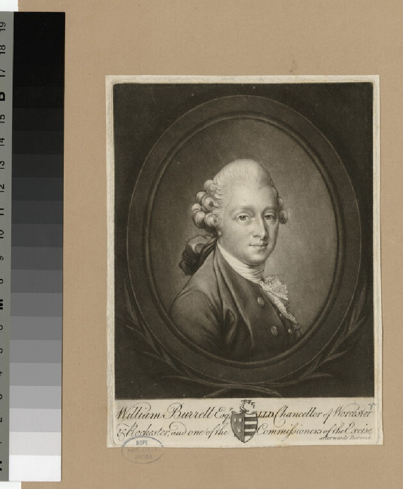 Portrait of William Burrell (WAHP26573)