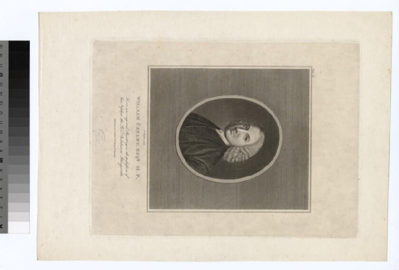 Portrait of W. Cayley