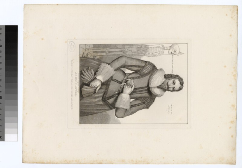 Portrait of J. Carter (WAHP26661)