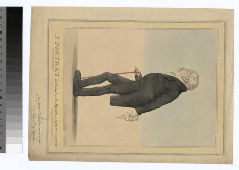 Portrait of G. J. Cholmondeley