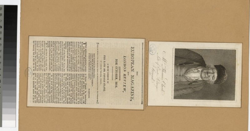 Portrait of T. Clark (WAHP26722)