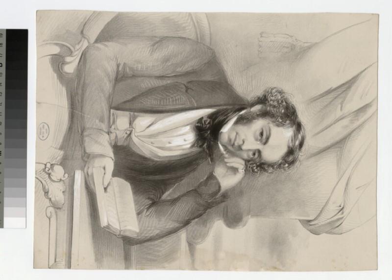 Portrait of R. R. Clayton