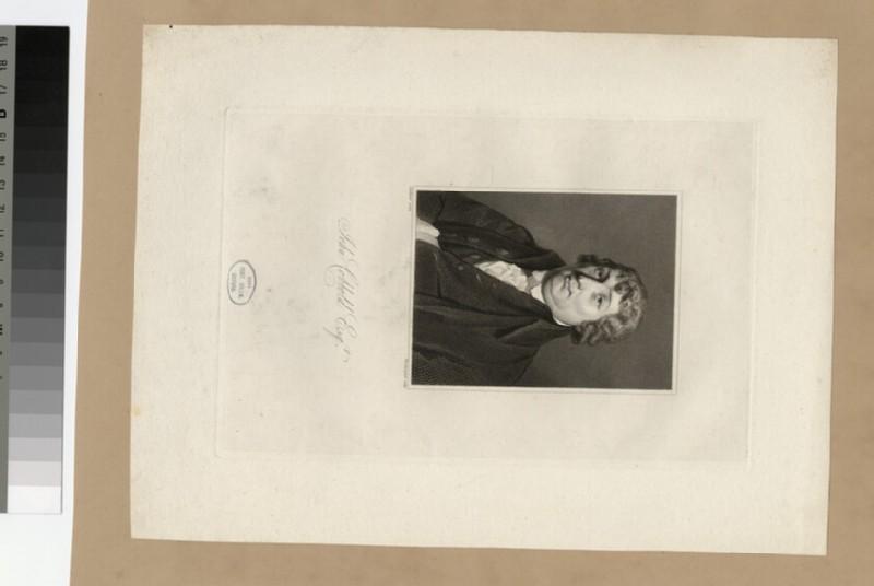 Portrait of J. Cobbold (WAHP26761)