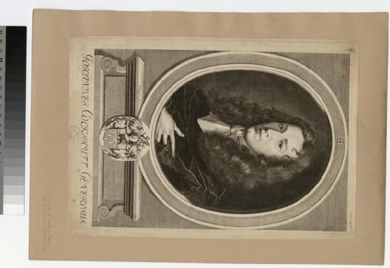 Portrait of J. Cockshutt