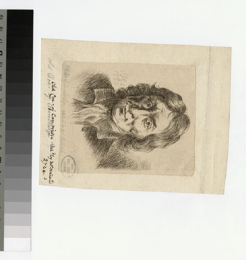 Portrait of 'Old' Coe of Cambridge